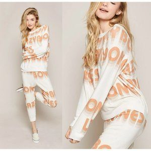 All Things Fabulous Lazy Bones Cozy Pullover